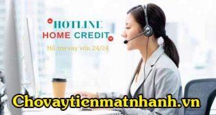 Số điện thoại tổng đài Home Credit