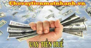 Vay tiền Huế